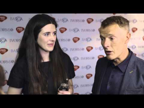 Martin Phipps & Natalie Holt interview - The Ivors 2015