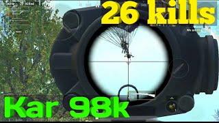 Kar 98k Headshot PUBG LITE GamePlay | Headshot Like Dynamo Gaming |Headshot Like Athena Gaming PUBGM
