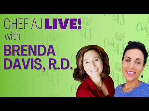 BRENDA DAVIS, R.D HOW TO GET KIDS TO EAT HEALTHY, DIABETES & MORE
