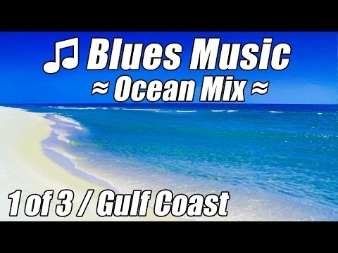 GUITAR BLUES MUSIC Relax Instrumental Songs for Studying Reading relaxing study ocean playlist mix