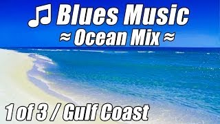 GUITAR BLUES  Relax Instrumental Songs for Studying Reading relaxing study ocean playlist