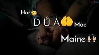 Sanam Teri kasam! WhatsApp Status