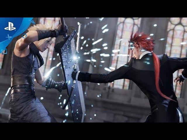 Final Fantasy VII Remake - TGS 2019   PS4