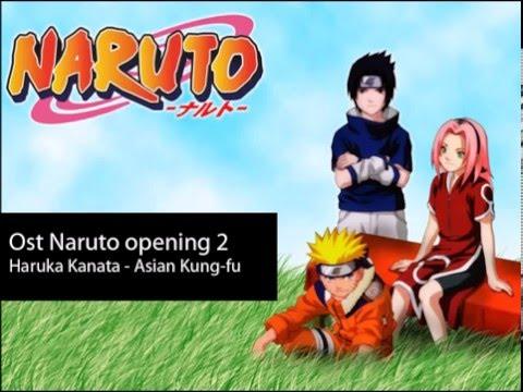 Ost Naruto opening 2 - Haruka Kanata by Asian Kung-fu