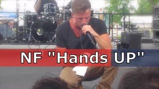 NF - Hands Up - Live Concert (Alive Festival 2015)
