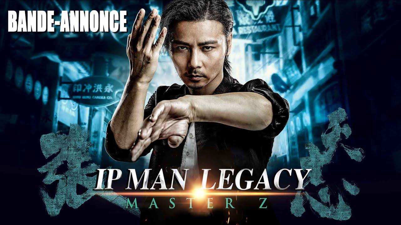 IP MAN LEGACY :  Master Z - Teaser VOST HD
