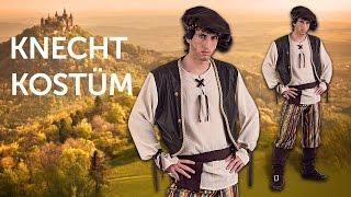 Kostümvorstellung: Mittelalter-Knecht