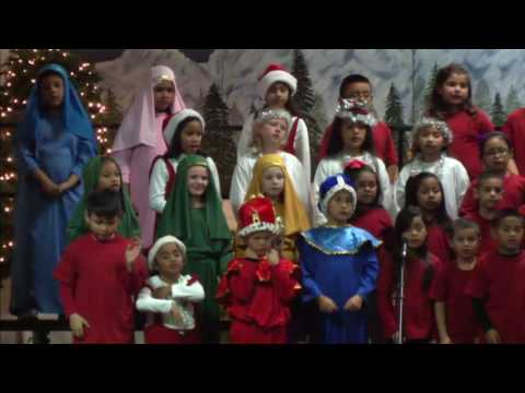 Monitor Elementary School | 2nd Grade Choir