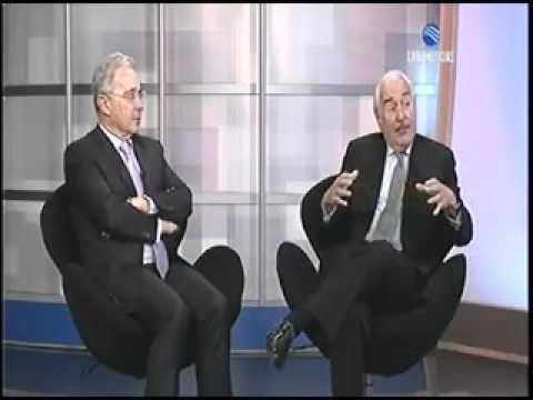 Entrevista la otra cara de la moneda expresidentes Álvaro Uribe y Andrés Pastrana