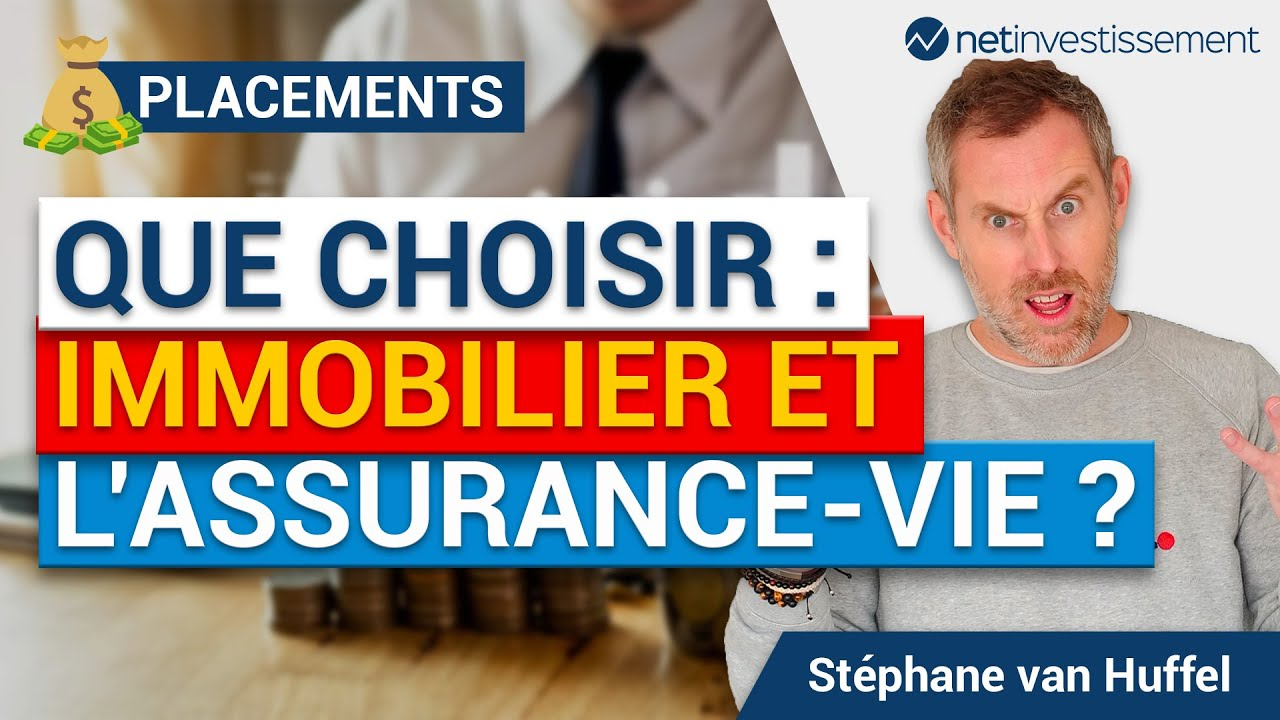 placements que choisir en 2018 entre l 39 immobilier et l 39 assurance vie vid o bfm youtube