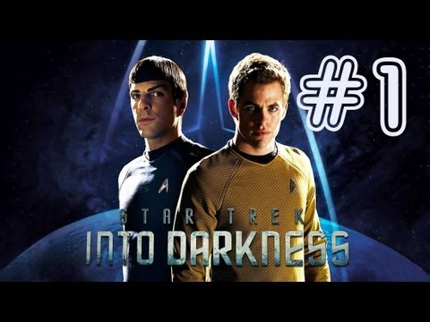 Star Trek Into Darkness Gameplay Walkthrough Part 1 – Intro – Vulcan Solar Station (Video Game)
