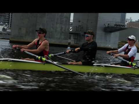 Xavier College Rowing First VIII 2017