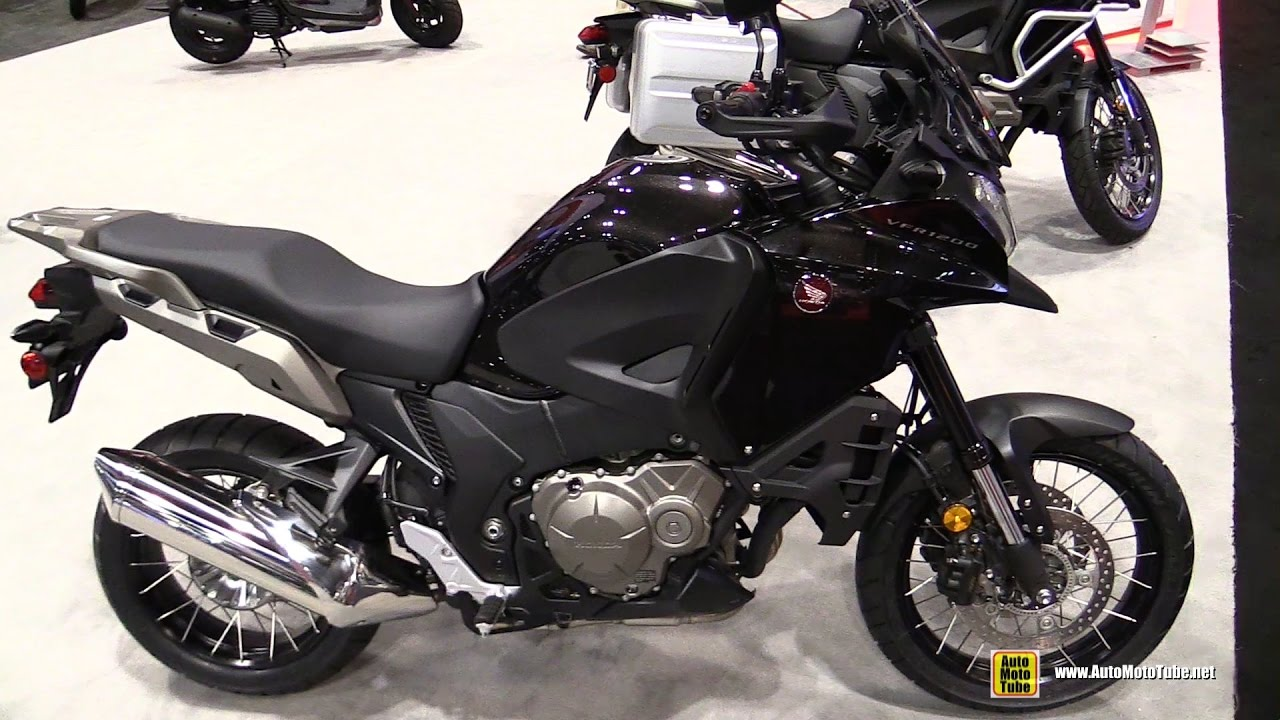 2017 honda vfr 1200 f walkaround 2016 aimexpo orlando. Black Bedroom Furniture Sets. Home Design Ideas