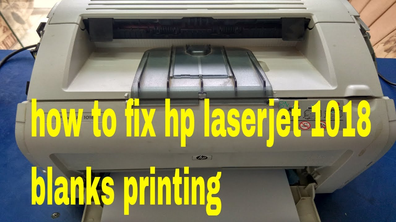HP LASERJET 1018 PRINT DRIVERS FOR WINDOWS XP