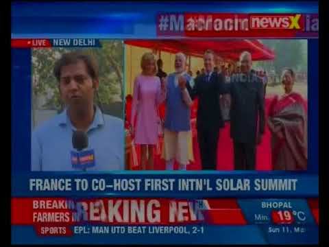 First ever solar alliance summit is scheduled to start from today