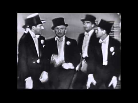 """Jimmy Durante - """"The Second Boy From The Right""""(1956)"""