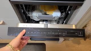 삼성전자 식기세척기 8인용, 첫 사용후기, 프로쉬 전용…