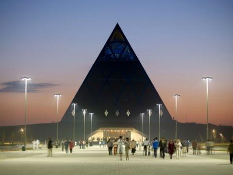 ASTANA the Illuminati Capital of the World