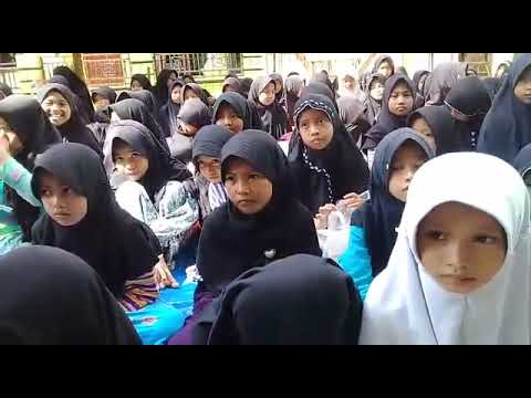 Team Marawis MD. Al-Mi'raj Kota Serang Banten