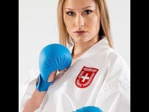 Top 8 Most Beautiful Female Karate Competitors
