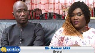 Sortie avec Me Moussa SARR  (Avocat)