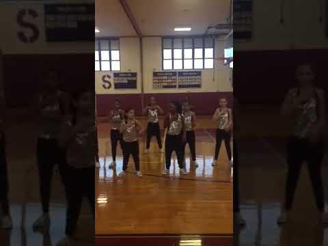 Riverhead charter school dance team