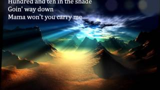 A Hundred and Ten in the Shade   John Fogerty