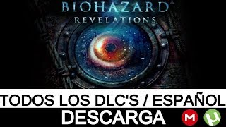 DESCARGAR RESIDENT EVIL REVELATIONS (COMPLETE PACK) | PC | FULL | ESPAÑOL | MEGA | TORRENT | 2018