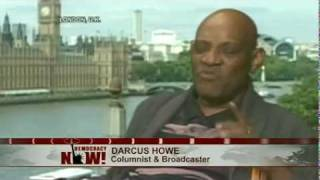 Darcus Howe & Richard Seymour on UK Massive Social Unrest and Riots (Democracy Now!) 2 of 2