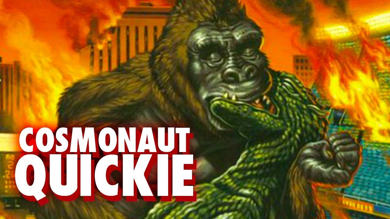 Godzilla vs. Kong - Cosmonaut Quickie