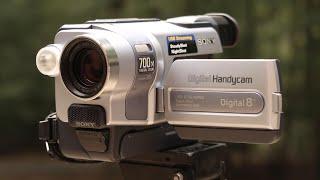 Sony Handycam DCR-TRV250:  Test Footage