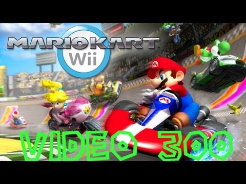 Mario Kart Wii -- Online Races 300: This Is Karta!