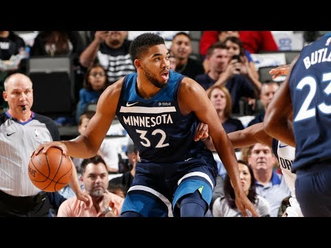 Karl-Anthony Towns | Western Conference Player of the Week | Week 5