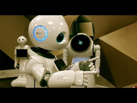 Zorabots / Humanoid Robot - Oliver | Video By Dada Motion