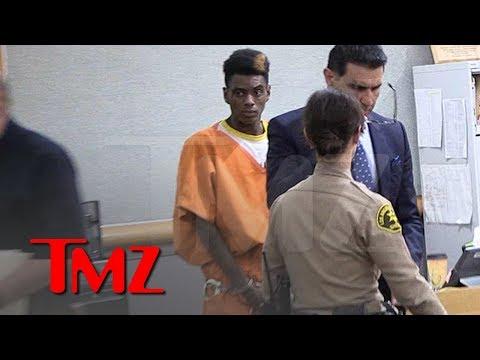 Soulja Boy Sentenced To 240 Days Behind Bars For Probation Violation   TMZ