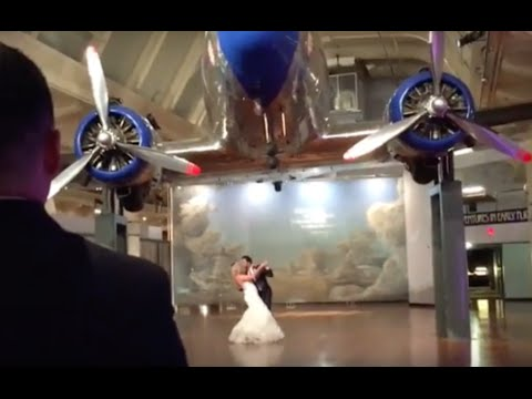 Wedding In The Henry Ford Museum