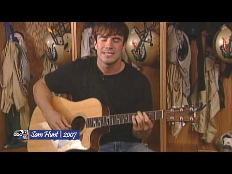 #TBT 2007:  UAB QB Sam Hunt on passion for music and football