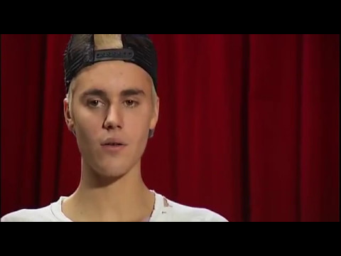 Justin Bieber Interview Talk About His Career, Trouble In The Past, God And Love