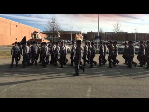 Virginia State Police Graduating Class 123 Anthem March