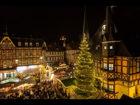 Wernigerode Weihnachtsmarkt.Weihnachtsmarkt In Wernigerode