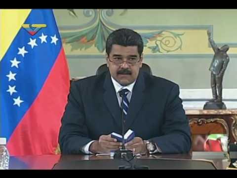 Presidente Maduro instala el Consejo de Defensa de la Nación (Codena), evento completo