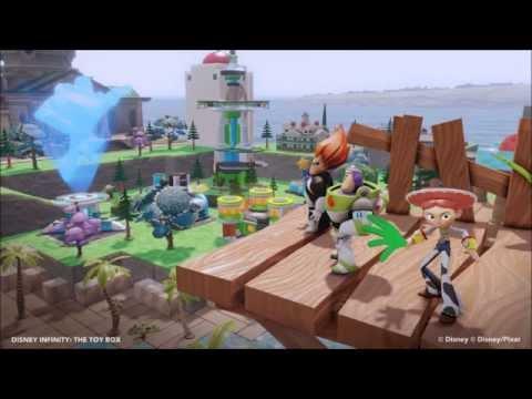 Disney Infinity Toy Box Day Music