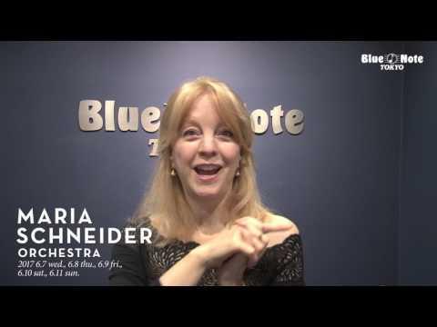MARIA SCHNEIDER ORCHESTRA (2017 6.7 wed.) @BLUE NOTE TOKYO