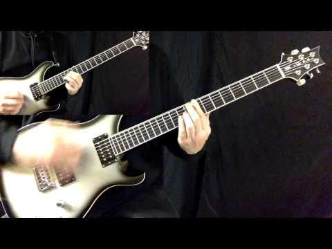 Breaking Benjamin  Fade Away guitar