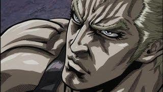 北斗の拳 本家声優版 ケンシロウVSサウザー 再戦 銀河万丈 検索動画 3