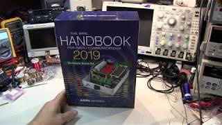 #293: The 2019 ARRL Handbook for Radio Communications - Boxed Set - brief intro/review