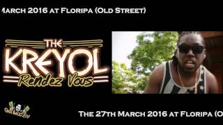 Missie Kako teaser - Live performance in London - The Kreyol Rendez vous