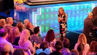 """""""Wheel of Fortune"""" Behind the Scenes at Walt Disney World taping"""