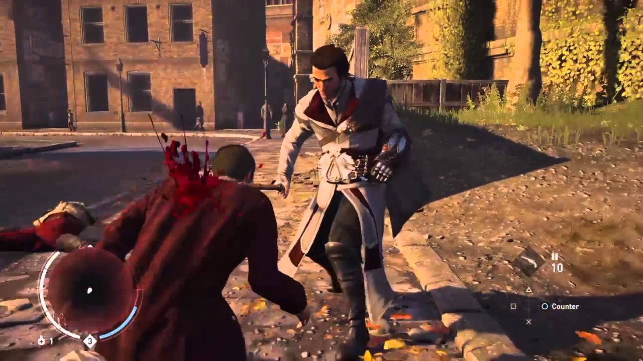 Assassin's Creed Syndicate Kill Montage - YouTube