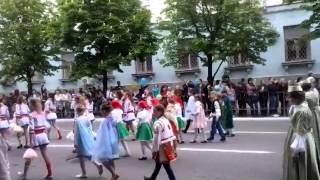 Симферополь Парад 1 мая 2014